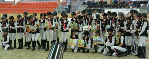 De Harry's Horse Zitcompetitie 2016