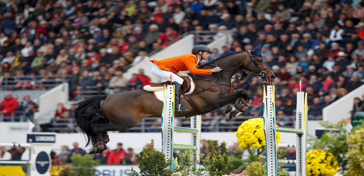 FEI Nations Cup 2017 voor springruiters van start in La Baule