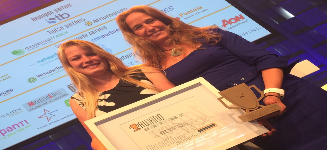 KNHS wint DNA Award voor Young Leaders Program