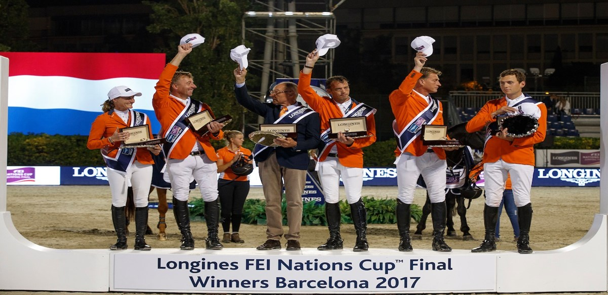 Ruiters Longines FEI Nations Cup La Baule bekend