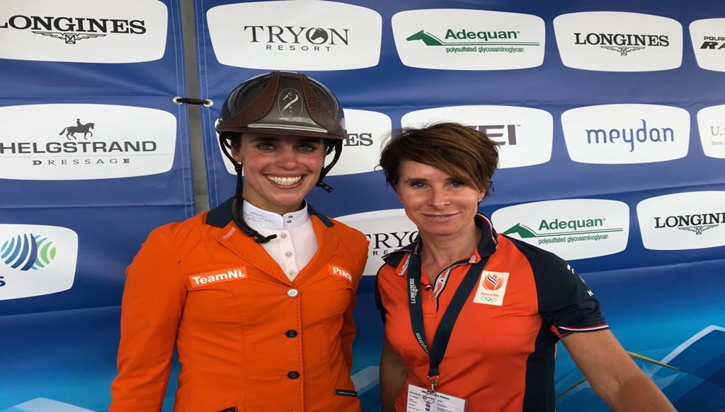 Tryon 2018: Eventingteam kan niet stunten *VIDEO'S*