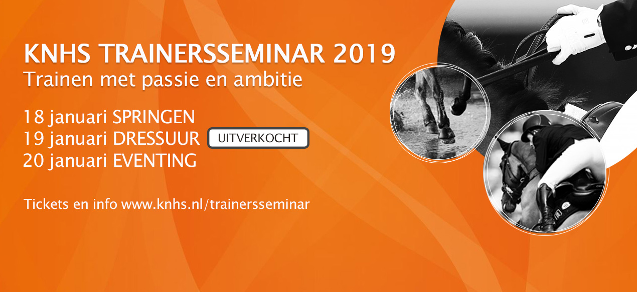 KNHS Trainersseminar 2019 2