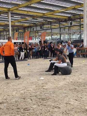 15 september KNHS Instructeurscongres op Horse Event