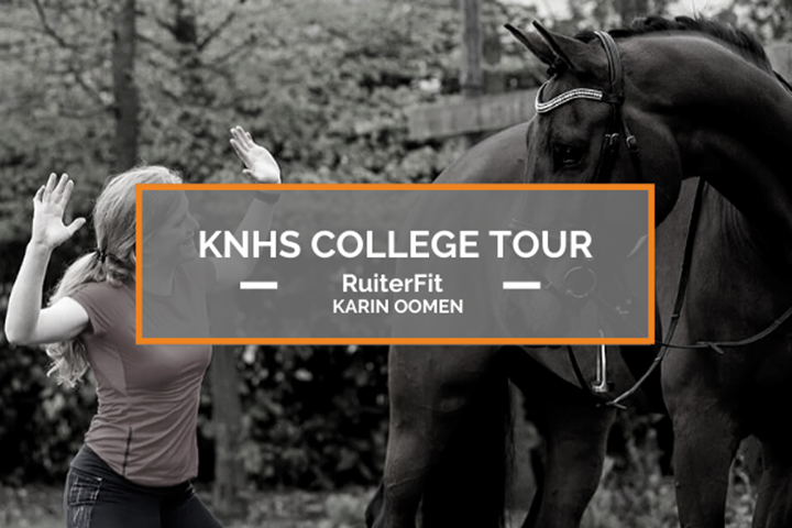 13 januari: KNHS College Tour RuiterFit