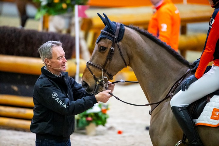 Top-tips voor je eventingtraining van top-trainer Chris Bartle
