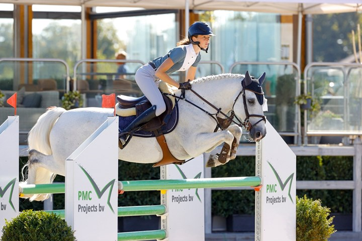 Children en Young Riders winnen Nations Cup Lamprechtshausen