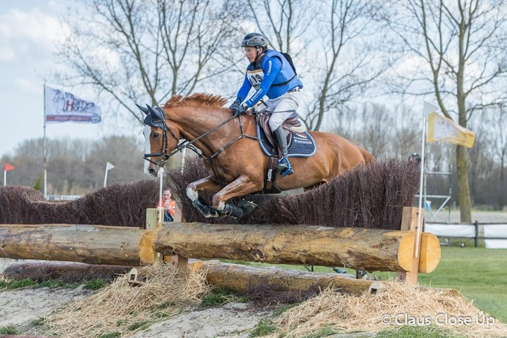 Goed weekend voor Eventingruiters TeamNL *Update*