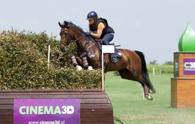 Chardon beste Nederlandse in eventing Nations Cup Strzegom