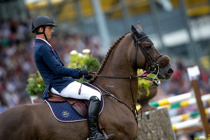 Longines Masters: Harrie Smolders derde in Los Angeles (video)