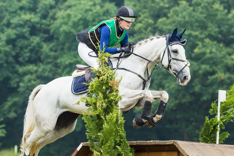 Shirley Scholten wint KNHS Eventing Cup 2016