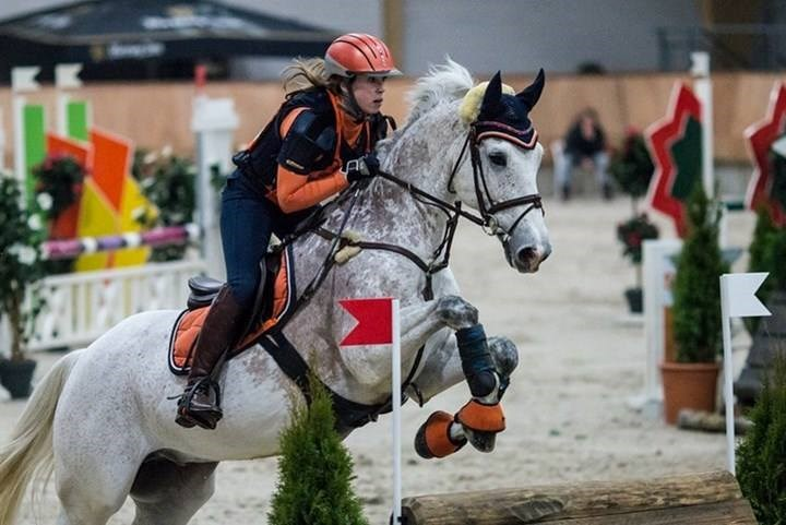 Indoor eventingwedstrijd en oefencross in januari in Ermelo