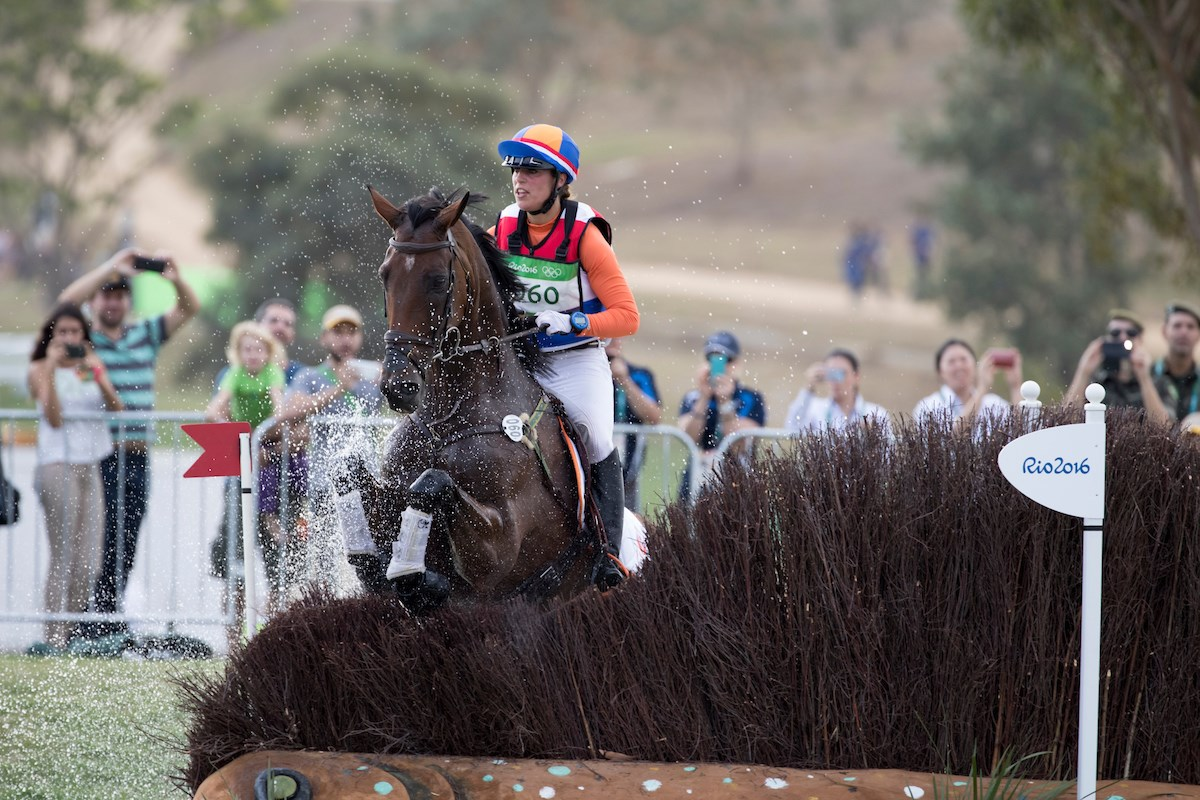 Chardon beste Nederlandse eventer in FEI Nations Cup Strzegom