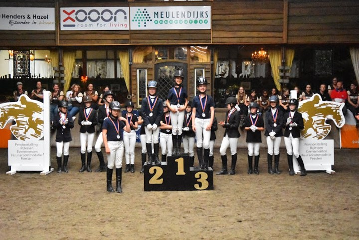 Harry´s Horse Zitcompetitie 2017 van start