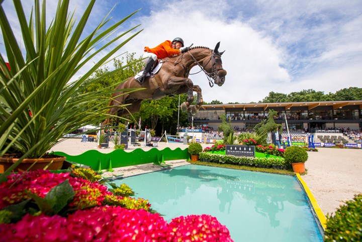 Springruiters tweede in FEI Nations Cup Hickstead *Update*