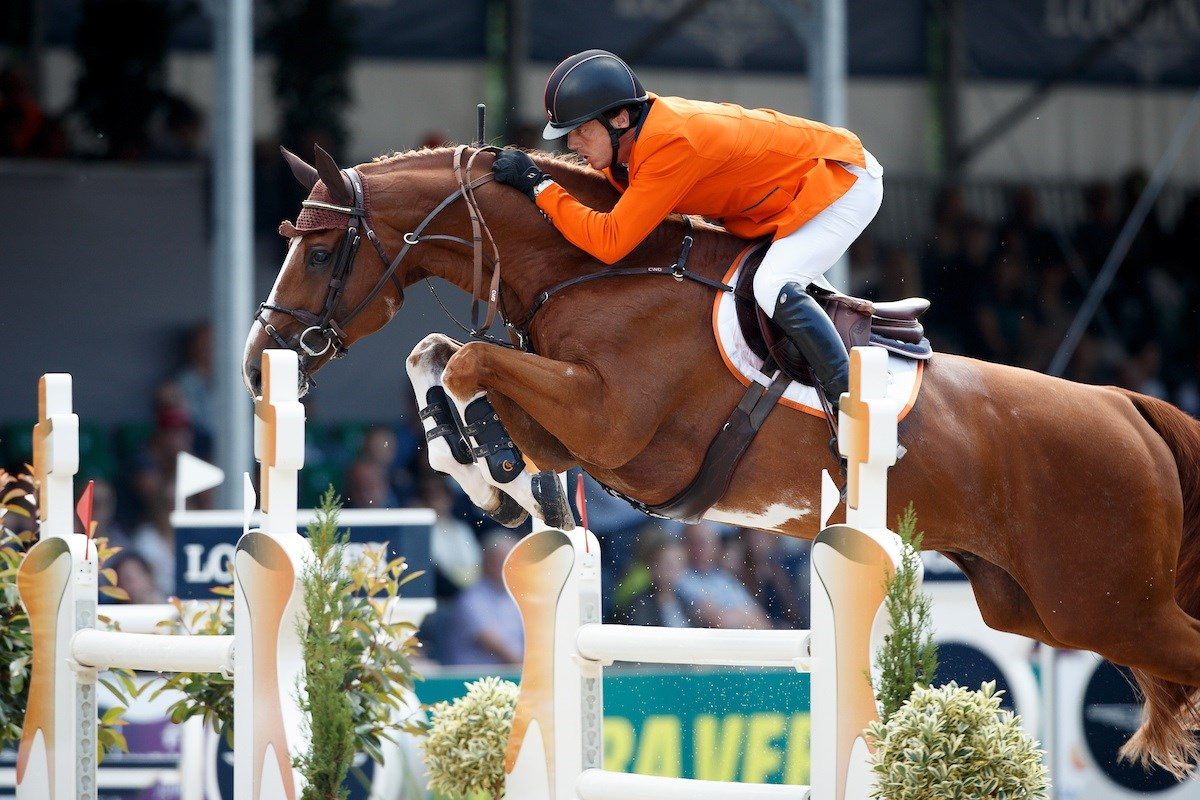Harrie Smolders wint GCT Grand Prix Chantilly met Emerald N.O.P. *VIDEO*