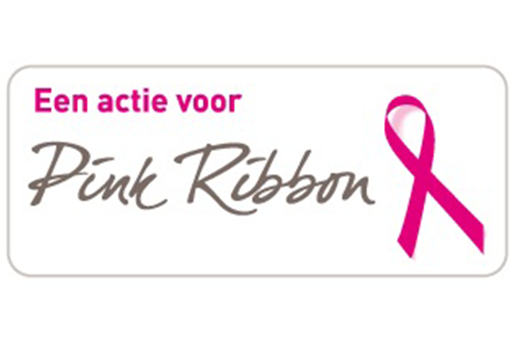 Enjoy the Ride voor Pink Ribbon