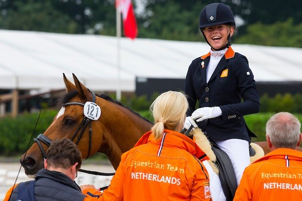 Sanne Buijs Golden Girl van de Children