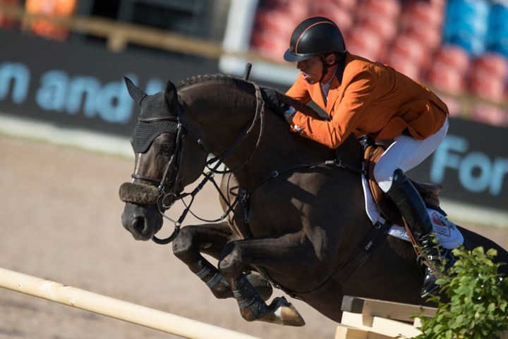 Harrie Smolders winnaar Global Champions Tour 2017 *VIDEO*