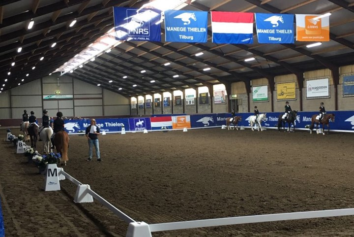 Ruiters halve finale Harry´s Horse Zitcompetitie bekend