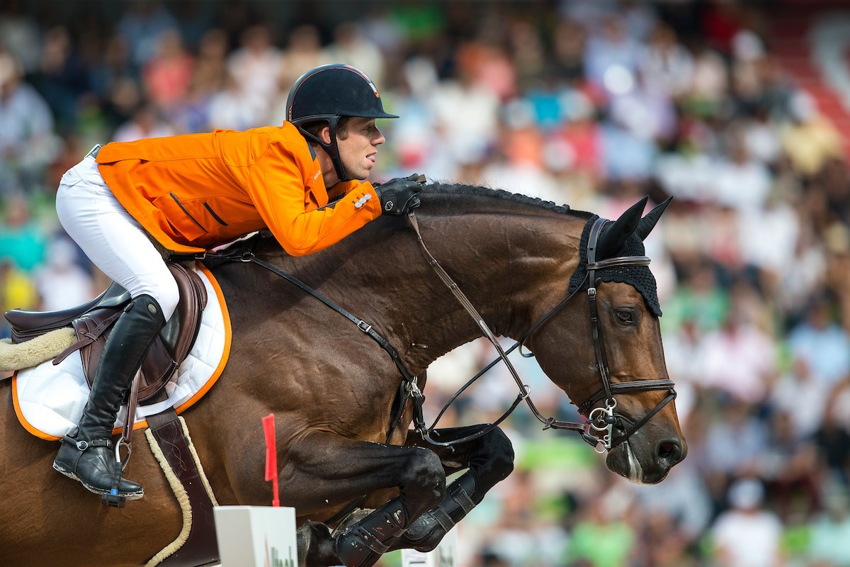 Kijk  Spruce Meadows live op H&C TV