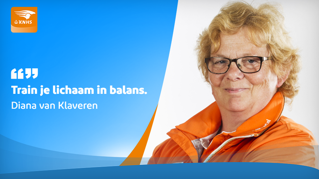 #TrainJeTalent met Diana van Klaveren: Train je lichaam in balans