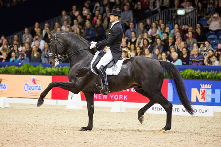Edward Gal en GLOCK's Zonik N.O.P. tweede in Grand Prix *VIDEO*