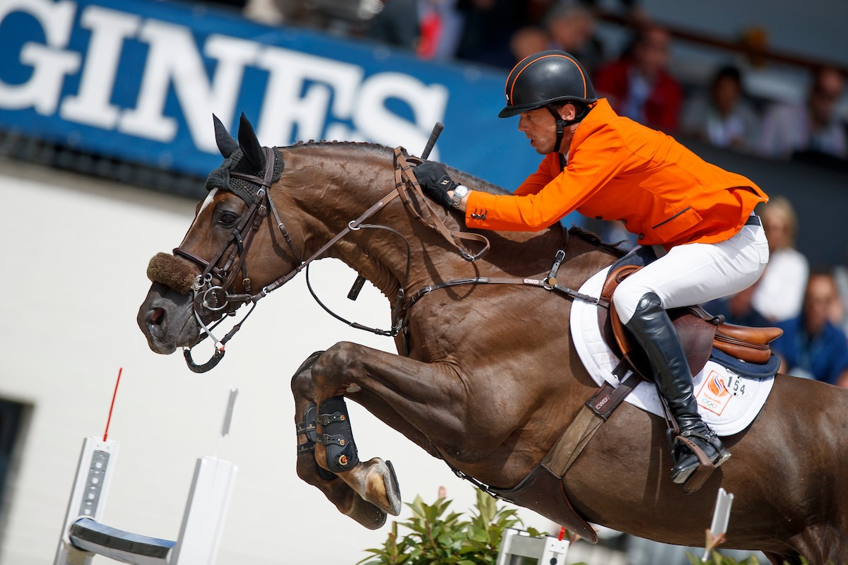 Springruiters tweede in Longines FEI Nations Cup La Baule  *Update*