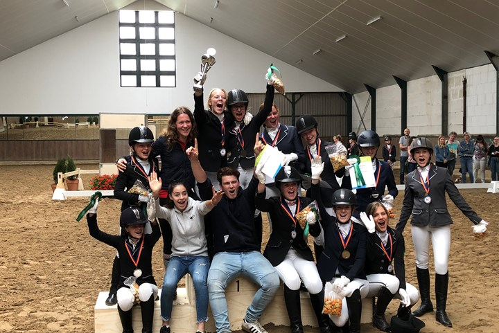 Kwartfinalisten Harry's Horse Zitcompetitie bekend