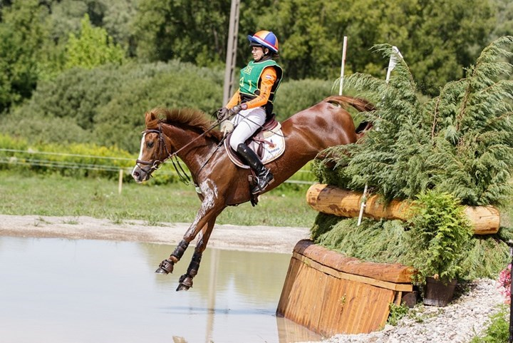 Team EK Eventing pony's bekend