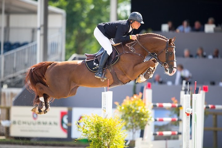 Springruiters herhalen winst in FEI Nations Cup Falsterbo *VIDEO*