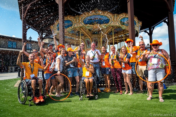 Tryon 2018: Historisch teamgoud voor Nederlandse para-dressuurruiters! *video*