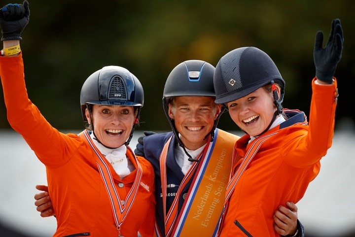 Military Boekelo podium voor NK Eventing en meer internationale top paardensport