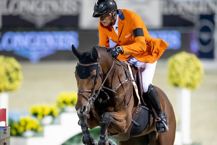 CSIO Barcelona: Springruiters vijfde in finale FEI Nations Cup
