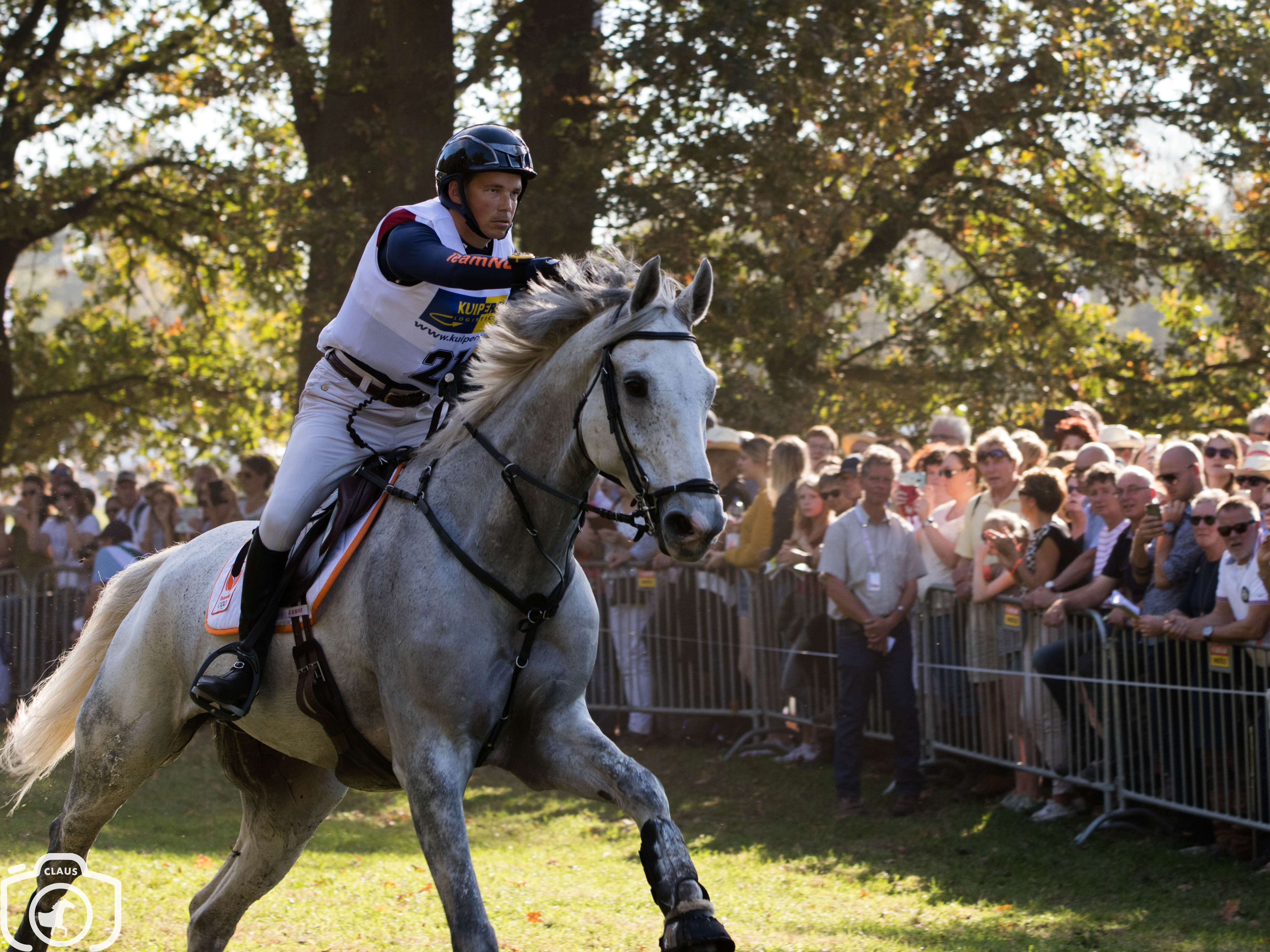 Military Boekelo: Tim Lips behoudt koppositie na cross country
