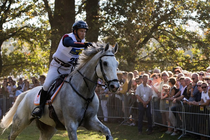Eventingruiters strijden via EK en FEI Nations Cup voor Tokyo ticket *Update*