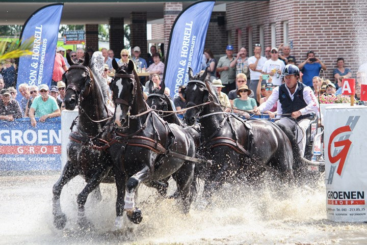 Internationale top mensport verzamelt in Valkenswaard
