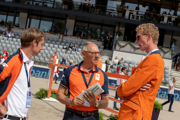Springruiters TeamNL voor FEI Nations Cup finale 2019 bekend