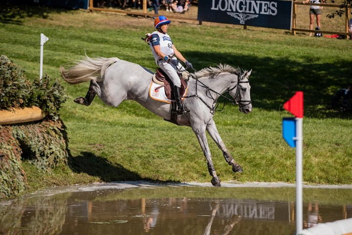 EK Eventing: Tim Lips vierde na de cross