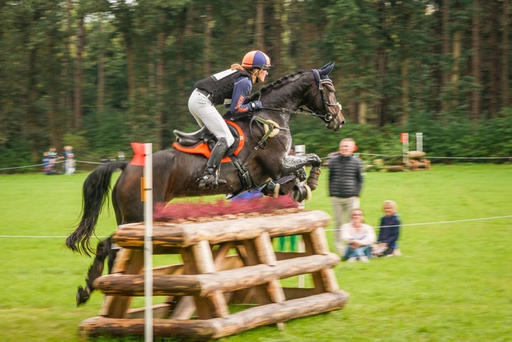 Mariska Witte wint KNHS Eventing Cup 2019