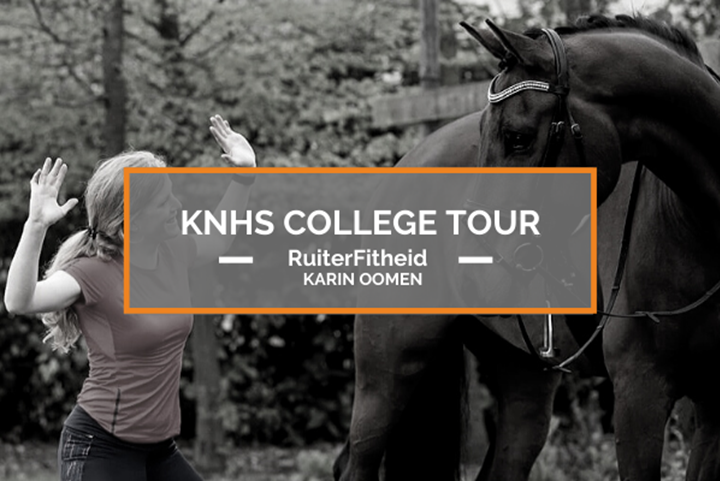 13 januari: KNHS College Tour RuiterFitheid