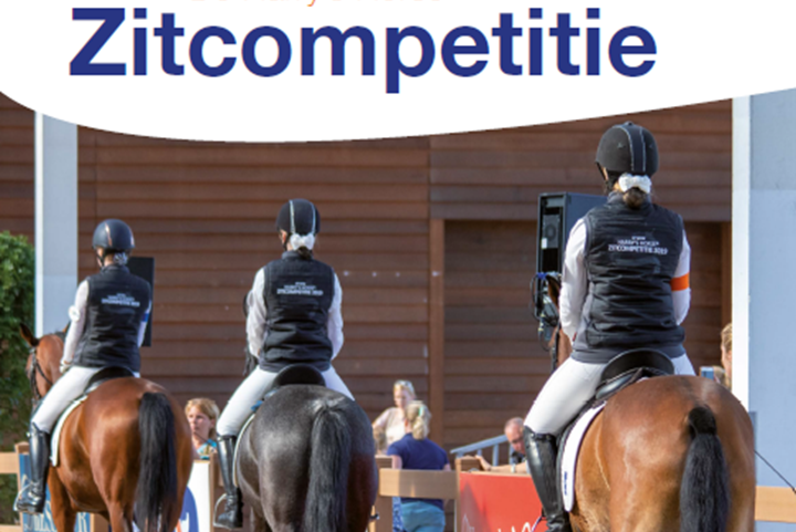 Harry's Horse Zitcompetitie 2020