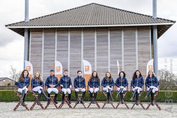 Dit is hét KNHS Talententeam 2020!