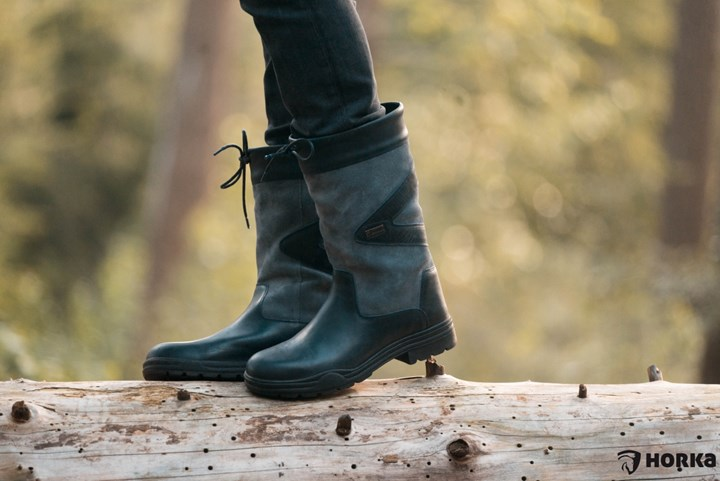 15% korting op stoere Horka boots