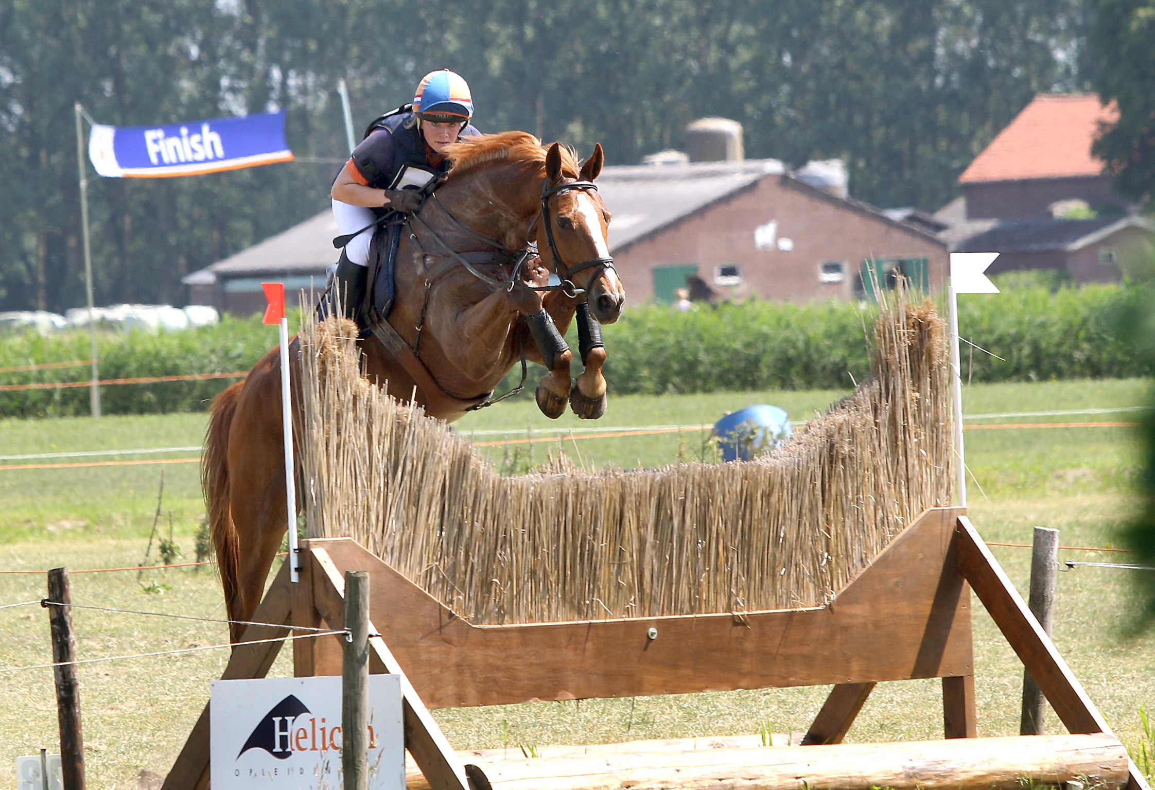 Opleiding tot parcoursbouwer cross-country in februari 2017