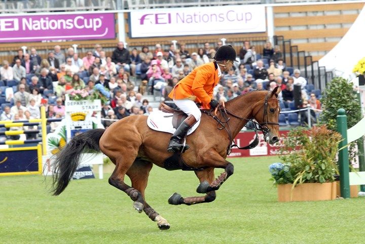 Oranje team tweede in Nations Cup Dublin