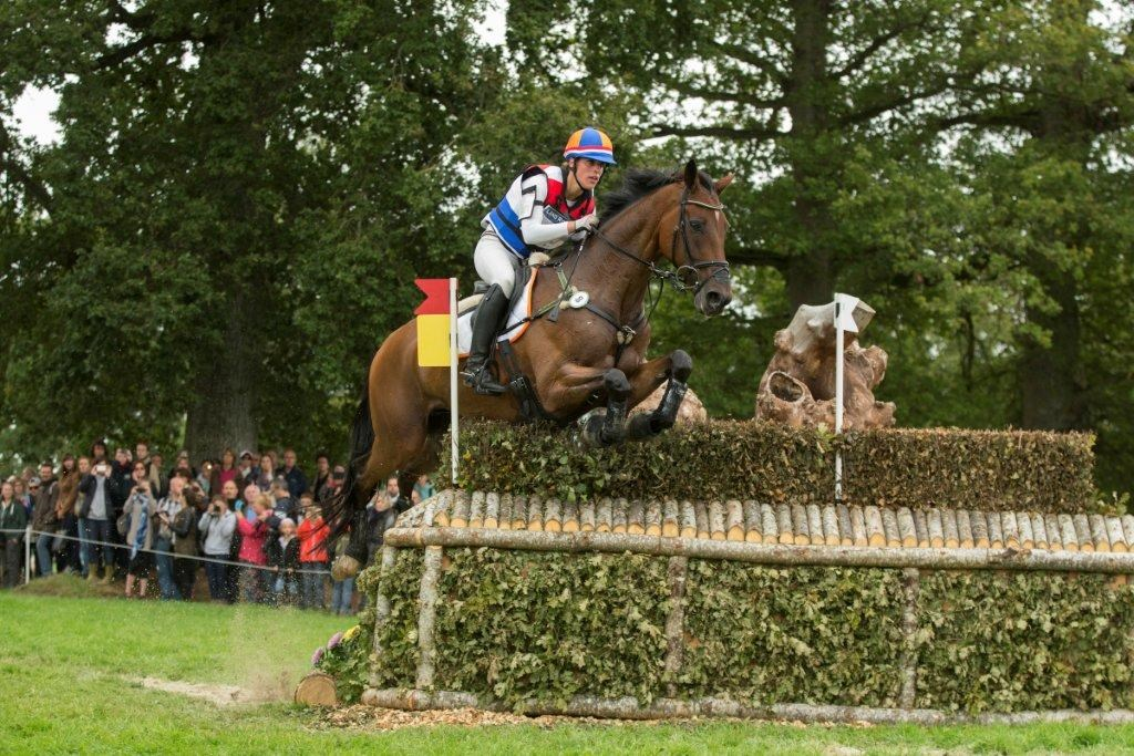 FEI Nations Cup Eventing 2015 van  start