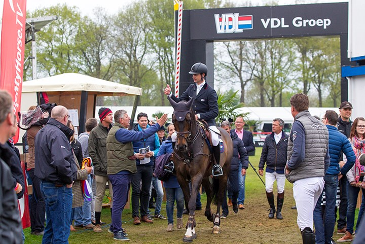 NK Springen 2016 van 21 tot 24 april in Mierlo