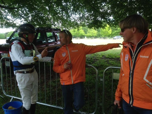 Nederland vierde in Nations Cup eventing