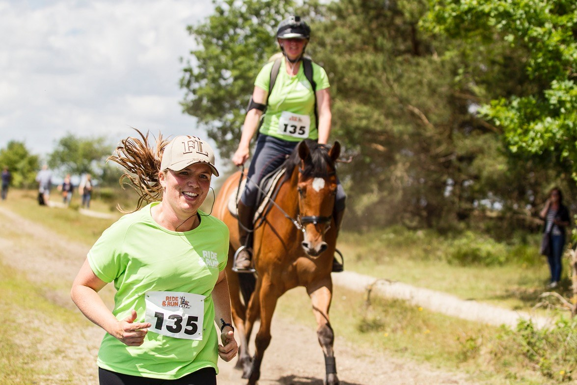 Ride & Run groot succes!