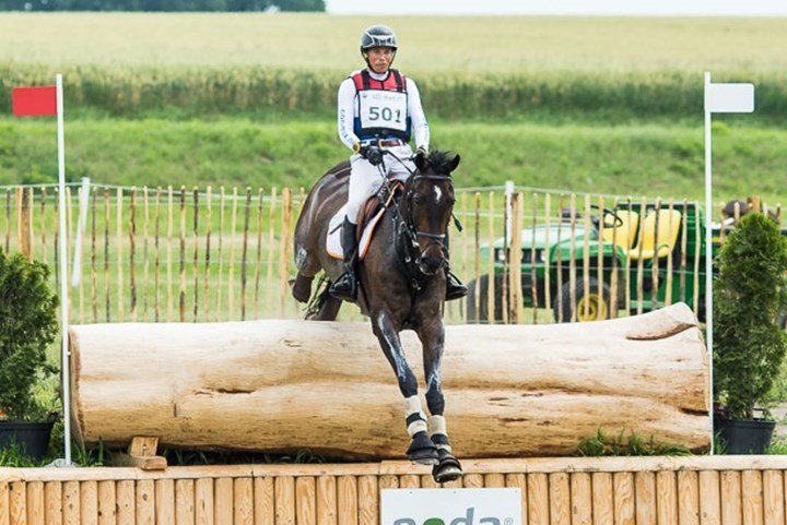 Nederland zesde in Nations Cup Eventing Strzegom